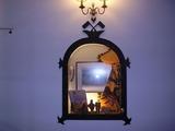 Kované zrcadlo