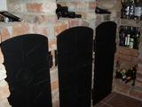 Ocelové kované dveře